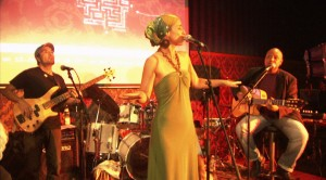 "Kaye-Ree: Event video of the charity party by ""alma terra e.V."" within the Thalia Theater in Hamburg"